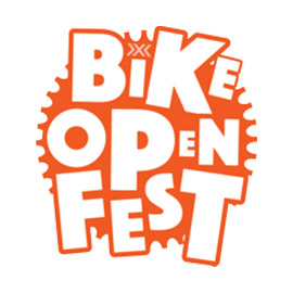 bike open fest logo
